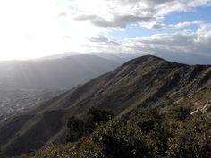 Sierra Mijas, Spain