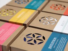 Eight Energies on Packaging of the World - Creative Package Design Gallery