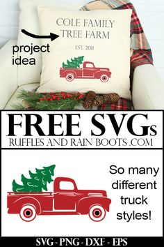 Christmas Cut Files Get these Christmas gift project-ready free SVG files for free and start your holiday crafting. So many on this site!Get these Christmas gift project-ready free SVG files for free and start your holiday crafting. So many on this site! Cricut Christmas Ideas, Merry Christmas, Christmas Vinyl, Christmas Truck, Christmas Projects, Holiday Crafts, Christmas Decorations, Christmas History, London Christmas