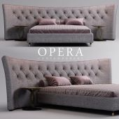 Bed opera BUTTERFLY