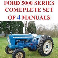 Ford 5000 Tractor Owners Manual Pdf 6 Tractors Owners Manuals Ford Tractors