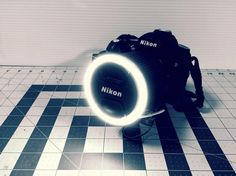 Ring lights are a great piece of kit for illuminating your subject evenly and creating a distinctive catch light in the eyes. Unfortunately, these lights a