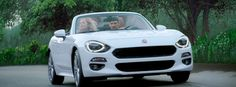 Free Like A Bird | 2017 FIAT® 124 Spider | Feat. Wyclef Jean