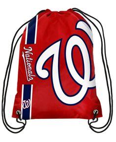 Forever Collectibles Washington Nationals Big Logo Drawstring Bag Men -  Sports Fan Shop By Lids - Macy s 98d38d714e8d4