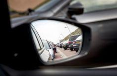 Terugkerende vakantievierders: druk op de weg