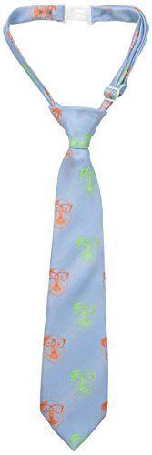Andy & Evan Boys' Blue Dog Necktie  http://www.yourneckties.com/andy-evan-boys-blue-dog-necktie/
