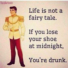 #serverlife #tiporgohome #princecharming #princessproblems #vegansofig #disney #disneyprincessproblems #storyofmylife