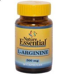 50 cápsulas de L-Arginina. Estimula hormona de crecimiento. L-Arginine Ayuda al sistema inmunológico y a la hormona de crecimiento, y es vital en dèficits de circulación y función sexual, gracias a la capacidad vasodilatatoria, facilitando un mejor funcionamiento eréctil en los hombres y en un mayor estímulo sexual en las mujeres.