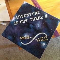 grad cap adventure! submitted by: countrylovingirl
