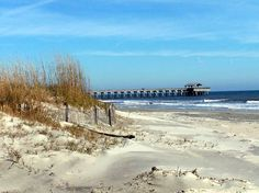 Some beaches are better than others and Tybee Island is one of those beaches