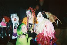 A brief history of the New York Club Kids, 2018 Anti Fashion, Kids Fashion, Michael Alig, Monster Party, Party Monsters, Blitz Kids, Rave Dance, Architecture People, Kids Inspire