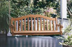 Photo: Jim Franco | thisoldhouse.com | from How to Build and Hang a Porch Swing