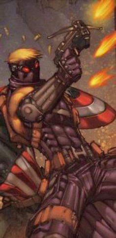 Hawkeye: Earth-1610 Ultimate