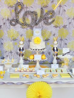 Create a designer-worthy dessert display at your next gathering with 17 simple tips + tricks.