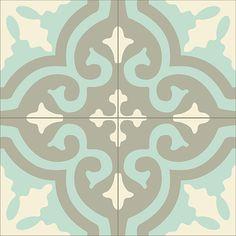 Tile stickers 20*20 - Beija Flor World