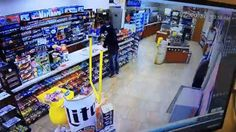 This failed robbery attempt just keeps getting better