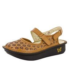 2463e4fe61e9 Alegria Jemma Cognac Burnish Sandal for women are my go to shoes right now.  Alegria