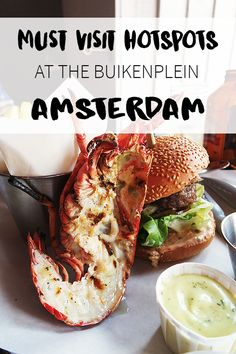 "There are many hotspots at the Buikenplein in Amsterdam. Want to know which ones? Check out the list on travel blog http://www.yourlittleblackbook.me. PIN DESCRIPTION: Planning a trip to Amsterdam? Check http://www.yourlittleblackbook.me & download ""The Amsterdam City Guide app"" for Android & iOs with over 550 hotspots: https://itunes.apple.com/us/app/amsterdam-cityguide-yourlbb/id1066913884?mt=8 or https://play.google.com/store/apps/details?id=com.app.r3914JB"