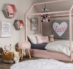 Is It Time To Update Your Little Oneu0027s Wall Decor? From Adventure To Glam,  Weu0027ll Show You 8 New Bedroom And Playroom Decor Ideas For Kids!