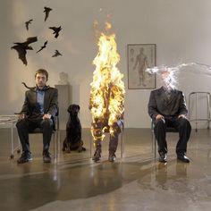 Storm Thorgerson / Hipgnosis - Biffy Clyro - Saturday Superhouse