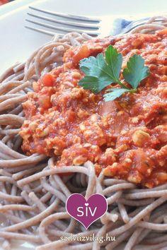 For crunchy almonds - Healthy Food Mom Sushi Recipes, Pizza Recipes, Healthy Recipes, Spagetti Recipe, Pudding Recipes, Bologna, Tofu, Food Print, Bacon