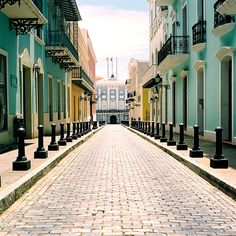 Old San Juan by S.A. Young, via Flickr