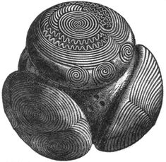 420 geometric stone spheres have been discovered near the Neolithic stone circles in the Nort of Scotland, whereas 169 originate from Aberdeenshire Stone Sculpture, Art Sculpture, Ancient Aliens, Ancient History, Stone Age Art, Art Antique, Art Premier, Celtic Art, Celtic Dragon