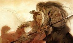 Môn phái: Thiên Sách - Game: VLTK 3D - Artist: Ibuki Satsuki
