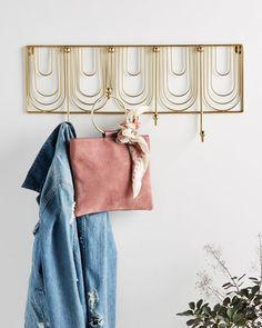 Decorative Coat Hooks, Modern Coat Hooks, Modern Wall Hooks, Entryway Coat Hooks, Coat Hooks On Wall, Jewelry Wall, Jewelry Organizer Wall, Hanger Hooks, Wall Hanger