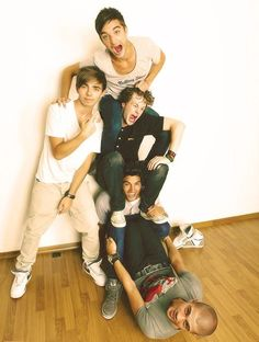 The Wanted, can't believe I'm meeting these guys tomorrow, I'm crying :'D