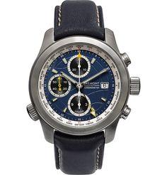 Bremont ALT1-WT/BL World Timer Automatic Chronograph Watch | MR PORTER