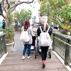 """47db9e0f9dd69 Luli Bebé on Instagram: """"These besties have taken #twinning to a whole  other level with our Monaco Diaper Bag. Offered in a variety of luxurious  colors, ..."""