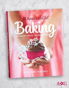 American Girl Baking Cookbook