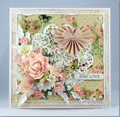 With Love | Wild Orchid Crafts | Bloglovin'