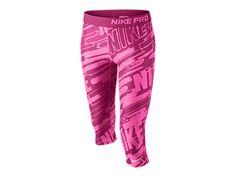 Nike Pro Graphic (8y-15y) Girls' Capris