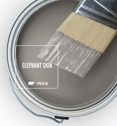 Colorfully, BEHR :: Trend Color Spotlight: Elephant Skin