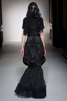 [ Moda de Subculturas ]: Dark Glamour: Desfiles!