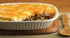 Mexican Casserole 101 low carb meals!