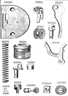 Manual de usuario: Máquina de coser Singer 15-88 y 15-89