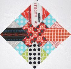 Block for Amy by Lynne @ Lilys Quilts, via Flickr