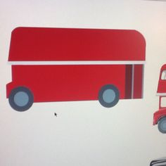 Creating London bus on illustrator