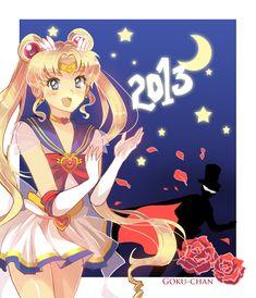 SailorMoon 2013 by Goku-chan.deviantart.com on @deviantART