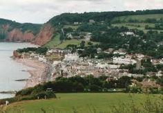 Sidmouth, 2nd best beach in the UK