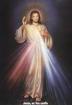 """Divina Misericordia: """"Que ningún alma tenga miedo de acercarse a Mí, au..."""