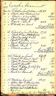 Invoice Fields Pdf Vintage Receipt Antique Invoice Free Digital Graphics  Receipt Doc Pdf with Business Invoice Forms Pdf A Cash Ledger For A Kitchen In Part Of A Wonderful Collection Of Ledgers  And Receipts On Flikr Landlord Rent Receipt Excel
