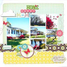 Home Sweet Home - Scrapbook.com