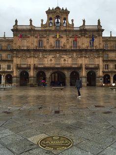 Salamanca, Patrimonio de la Humanidad.