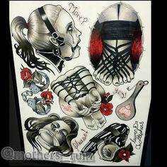 Image result for bdsm tattoo