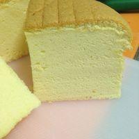 Condensed Milk Sponge Cake