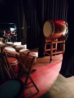 今日はあすなろの皆さんが発表交流会に出演します(o) 10年越しで秩父屋台囃子を演奏しますがあすなろらしくストーリーを感じる構成の表現を目指します